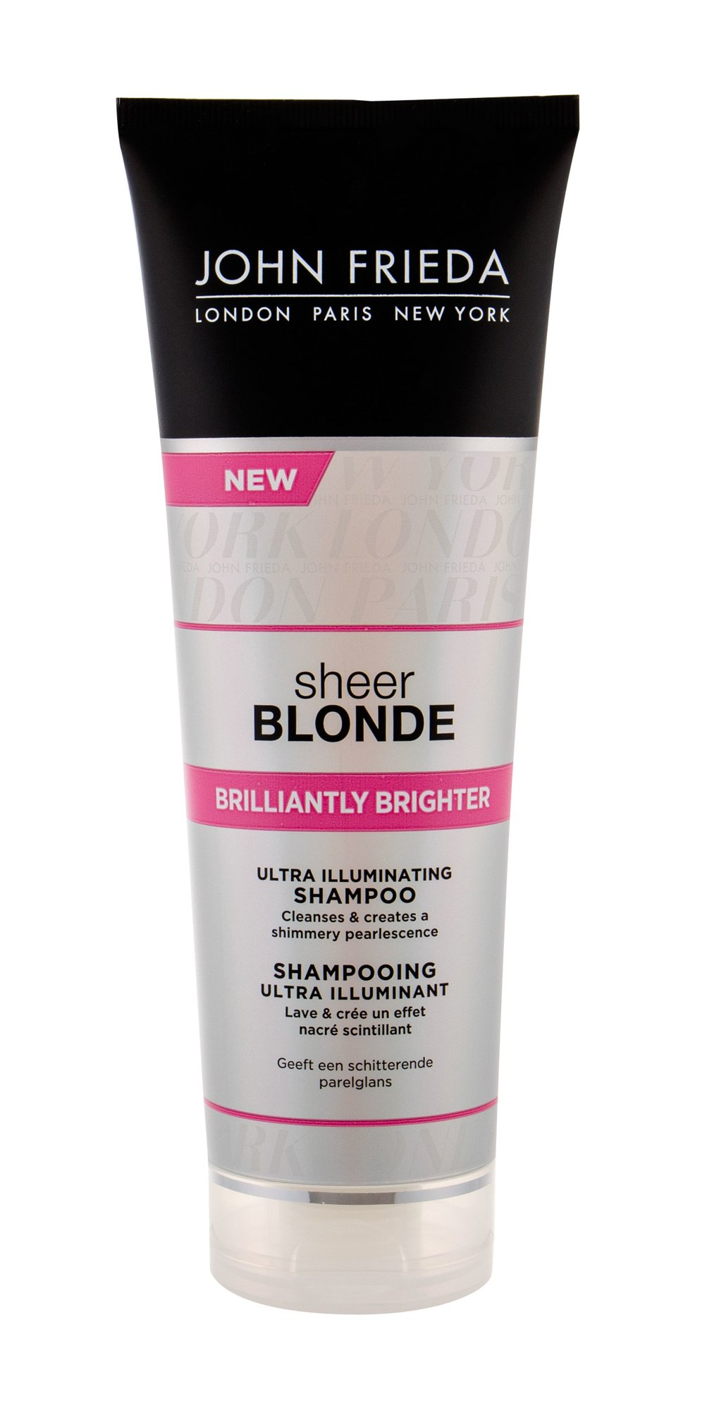 John Frieda Sheer Blonde Shampoo 250ml  Brilliantly Brighter