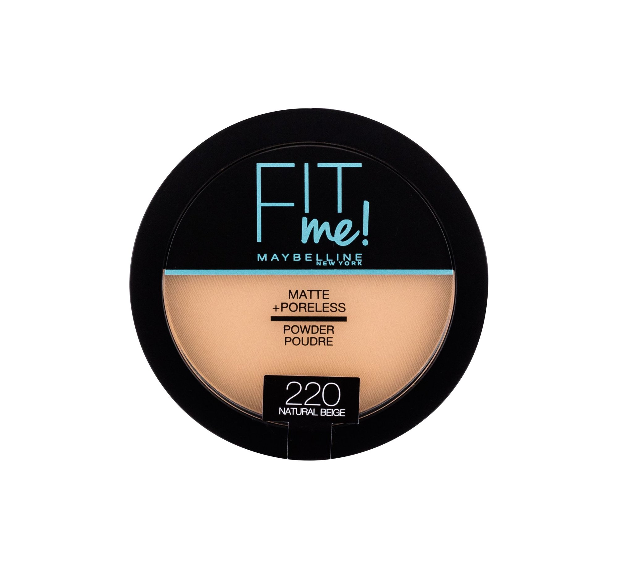 Maybelline Fit Me! Powder 14ml 220 Natural Beige