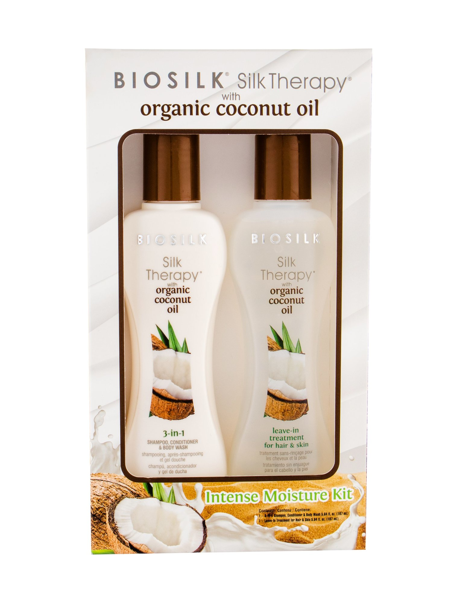 Farouk Systems Biosilk Silk Therapy Shampoo 167ml