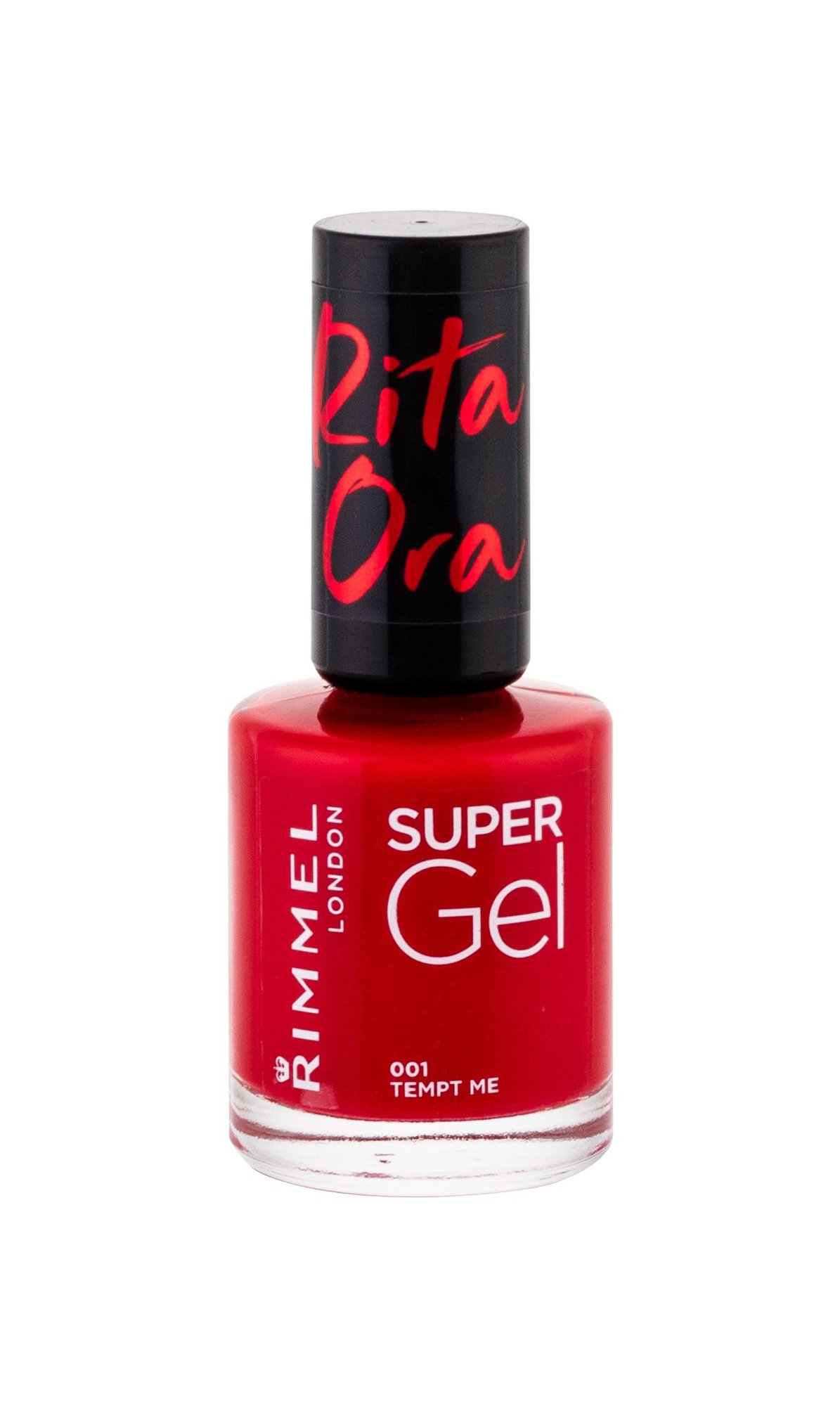 Rimmel London Super Gel By Rita Ora Nail Polish 12ml 001 Tempt Me