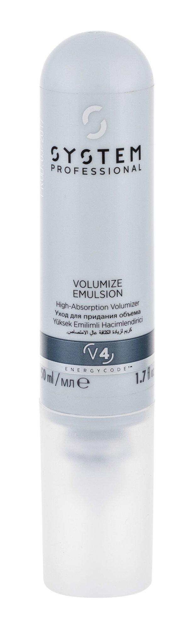System Professional Volumize Hair Balm 50ml