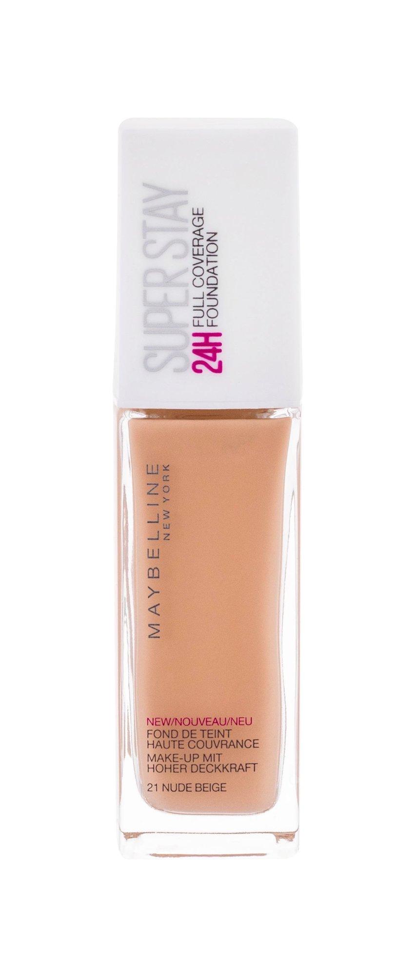 Maybelline Superstay Makeup 30ml 21 Nude Beige