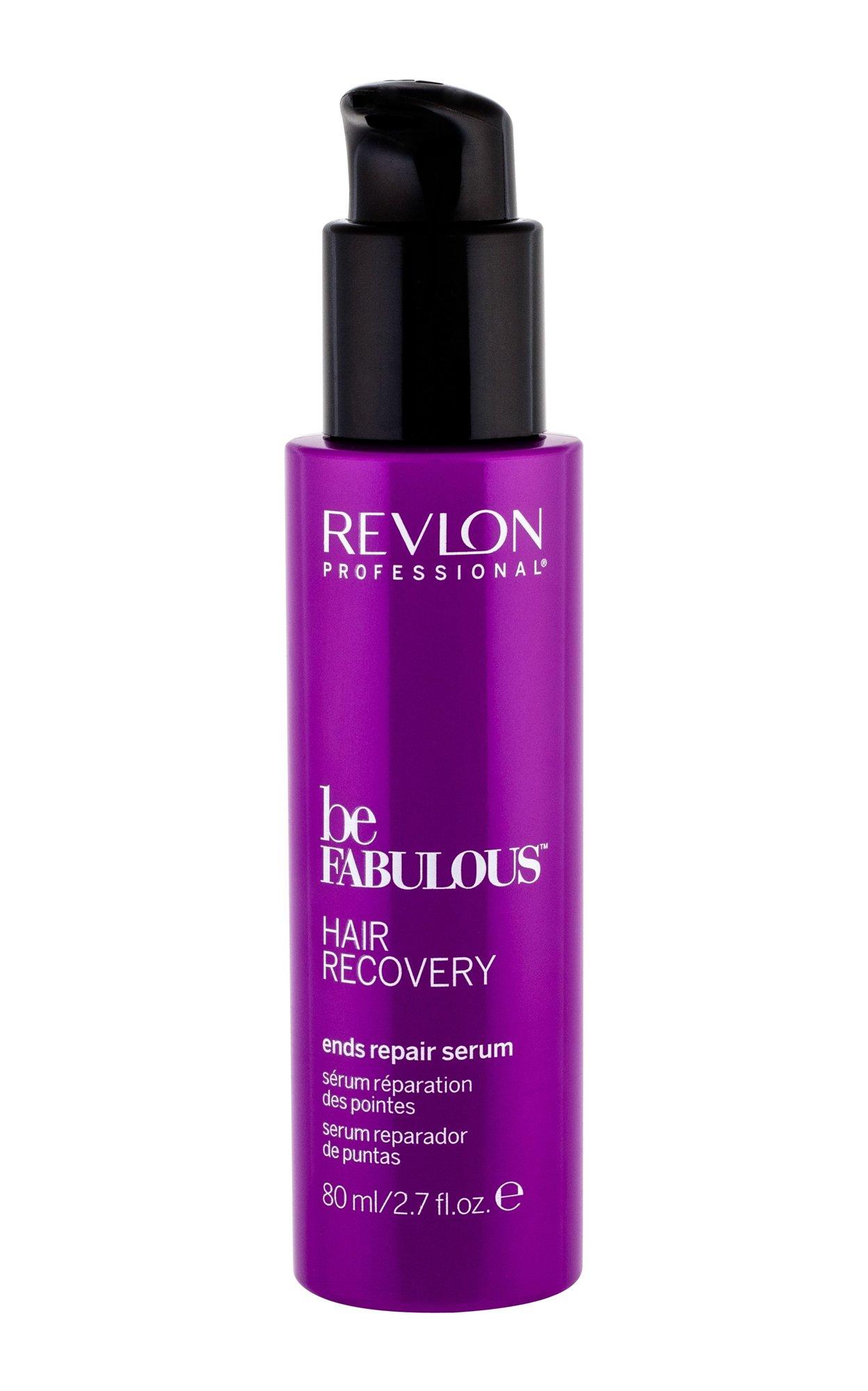 Revlon Professional Be Fabulous Hair Oils and Serum 80ml