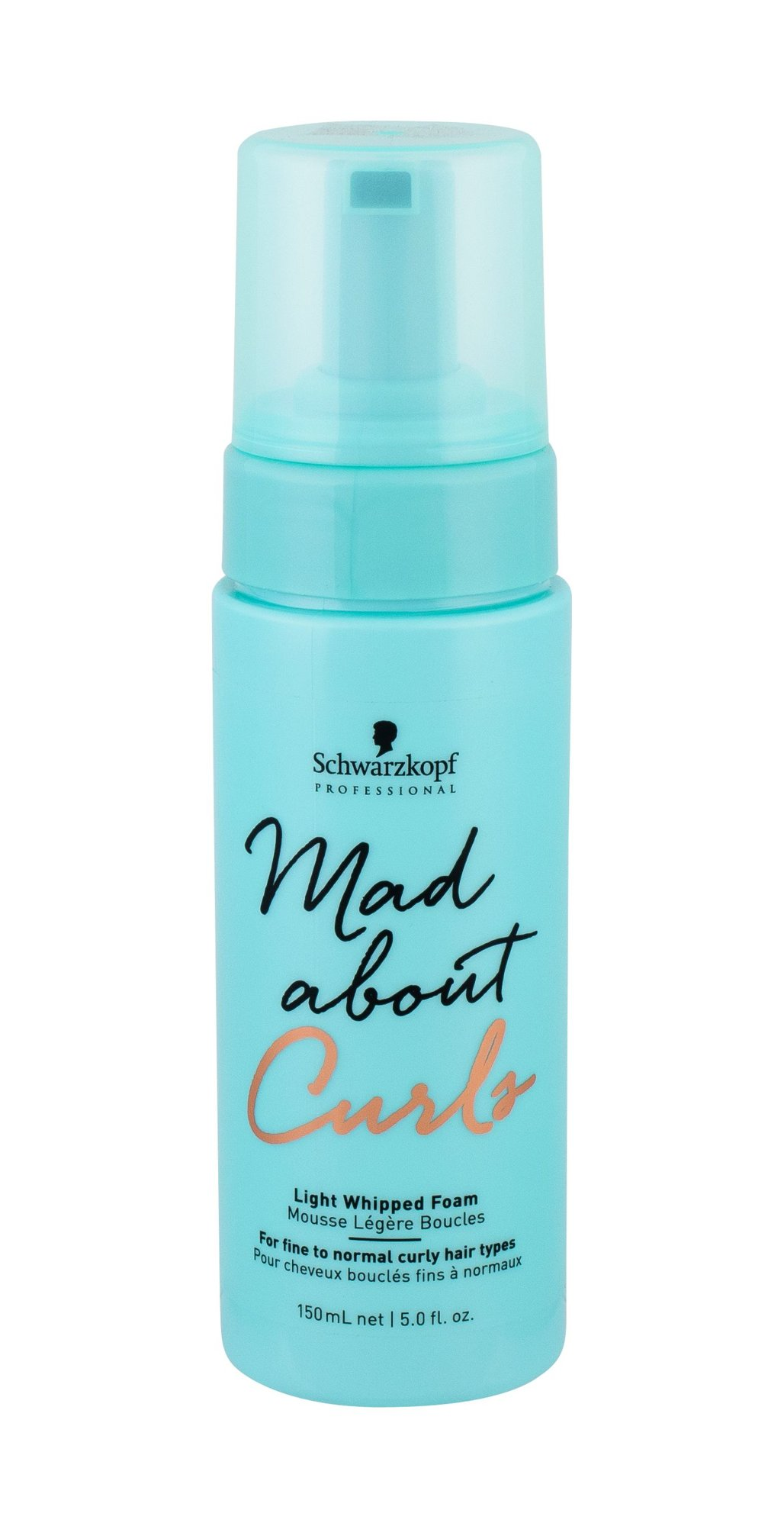 Schwarzkopf Mad About Curls For Definition and Hair Styling 150ml
