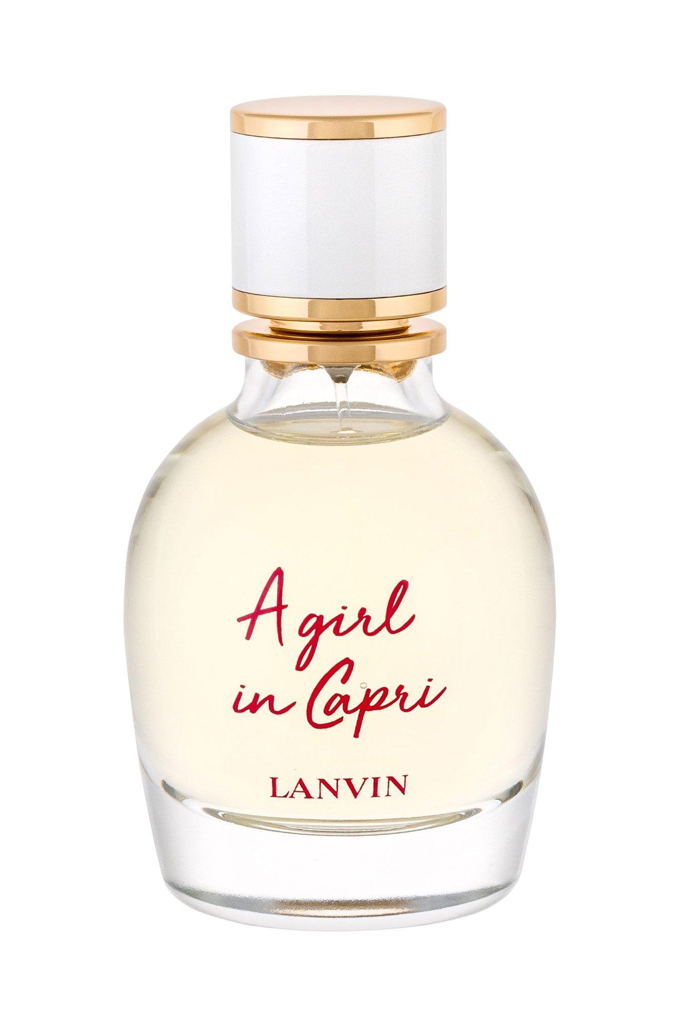 Lanvin A Girl in Capri Eau de Toilette 50ml