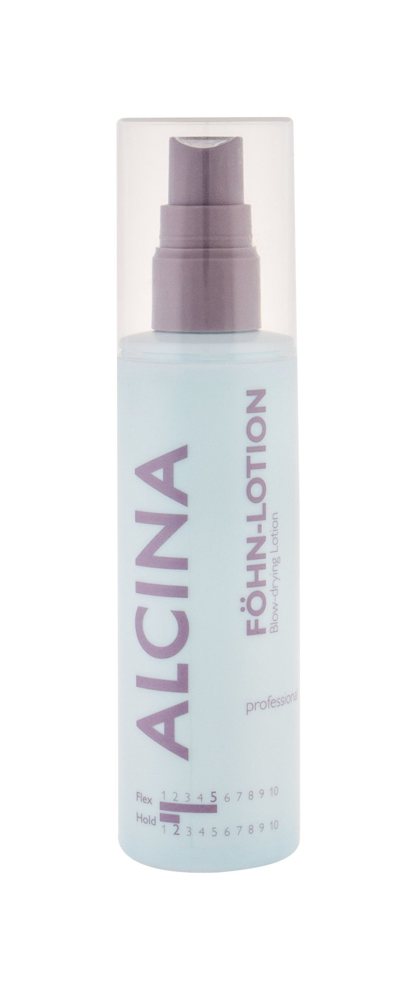 ALCINA Professional For Heat Hairstyling 125ml  Blow-Drying Lotion