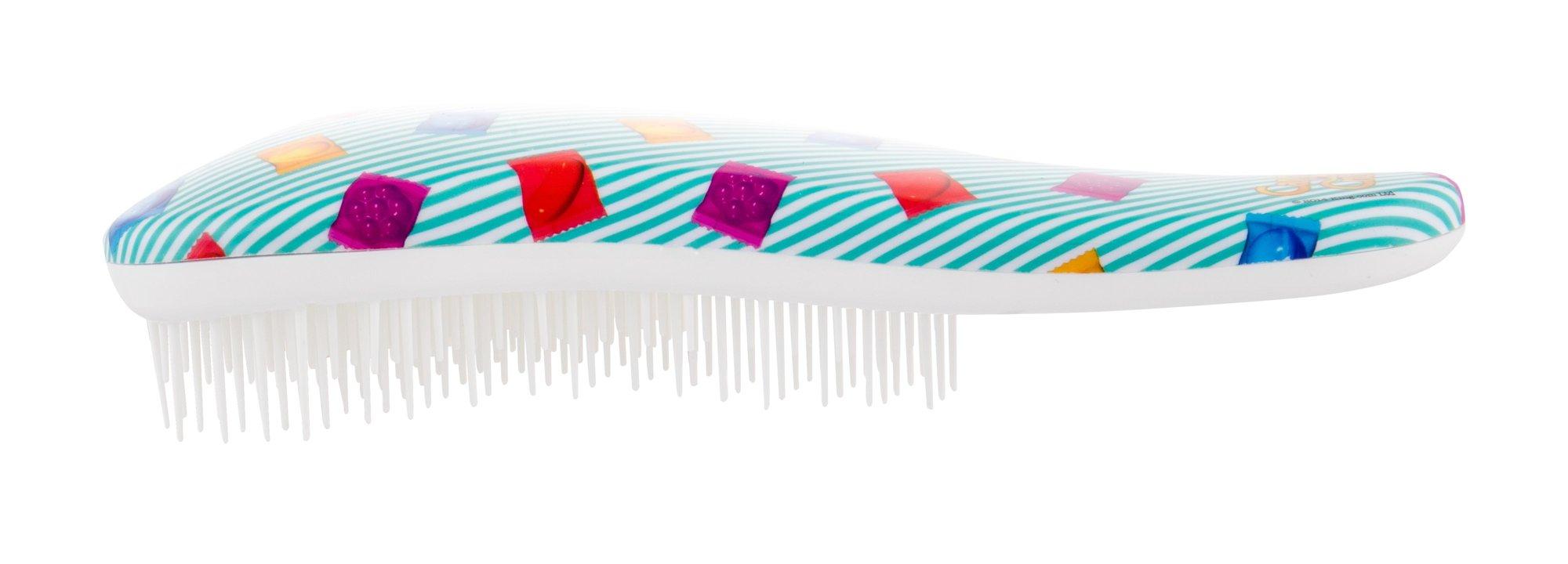 Dtangler Hairbrush Hair Brush 1ml Crazy Squares