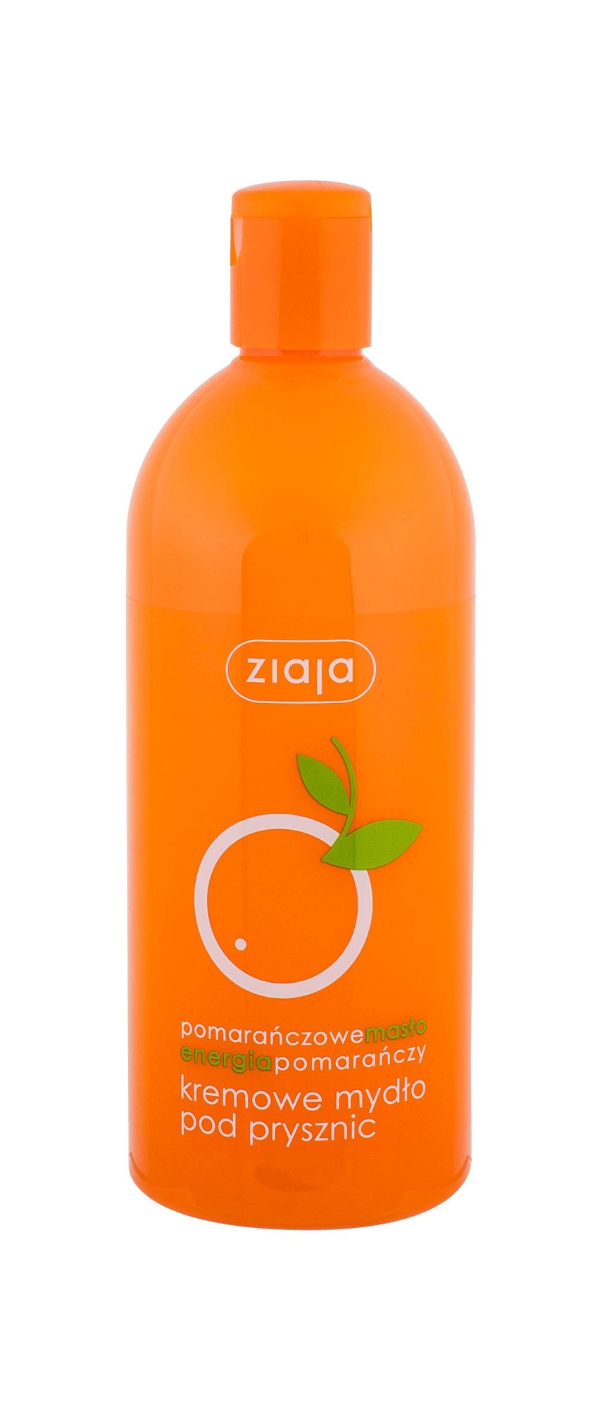 Ziaja Orange Butter Shower Cream 500ml
