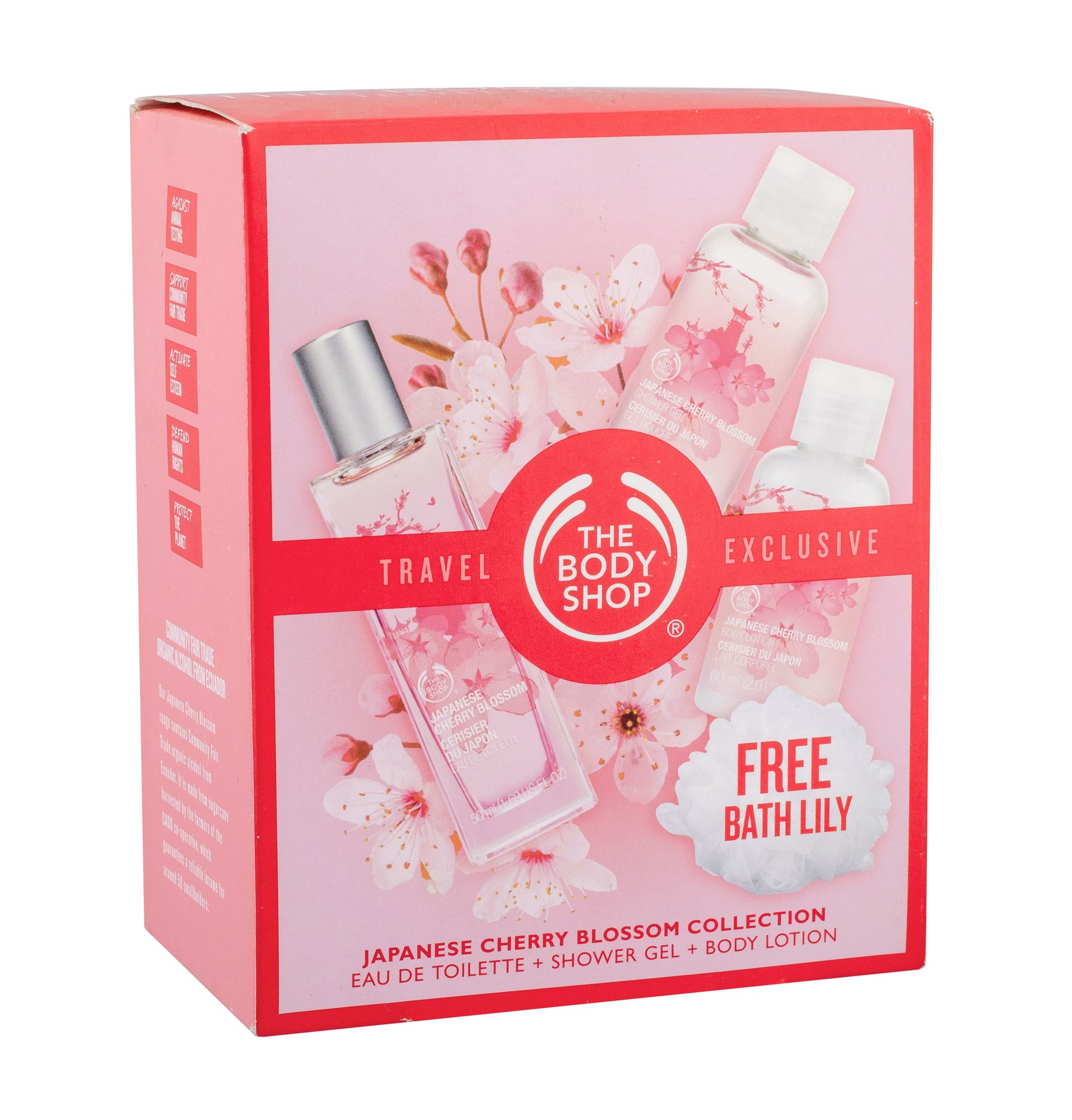The Body Shop Japanese Cherry Blossom Eau de Toilette 50ml