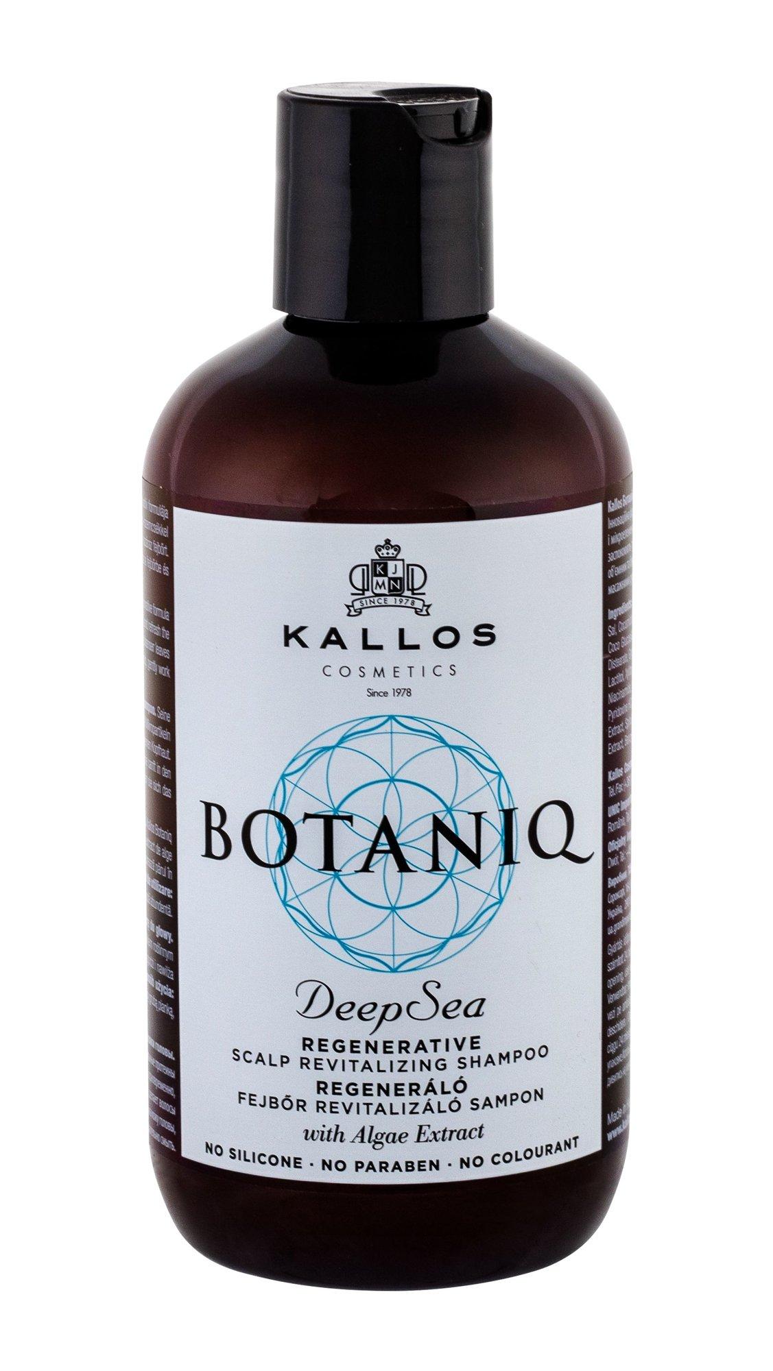 Kallos Cosmetics Botaniq Shampoo 300ml
