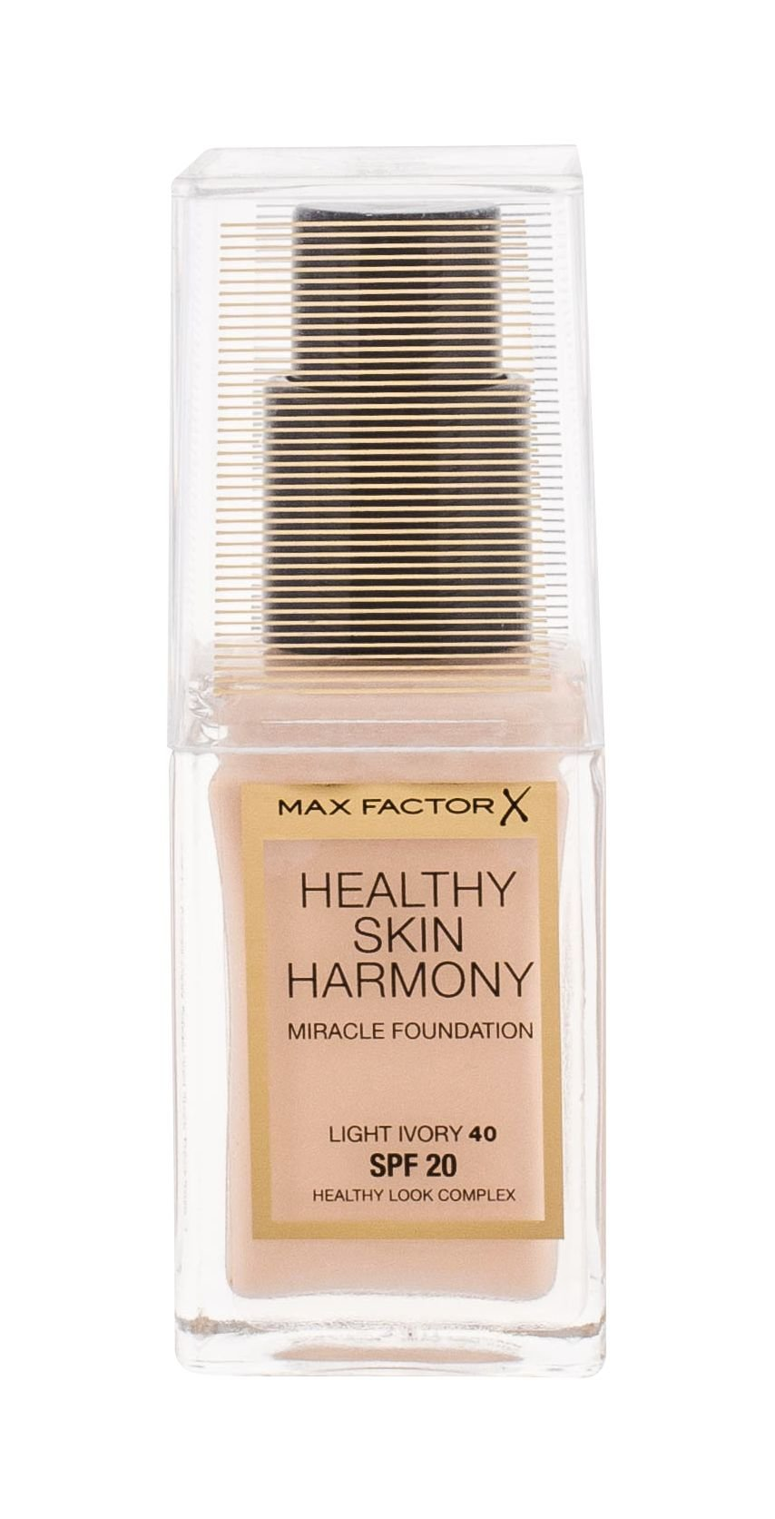 Max Factor Healthy Skin Harmony Makeup 30ml 40 Light Ivory