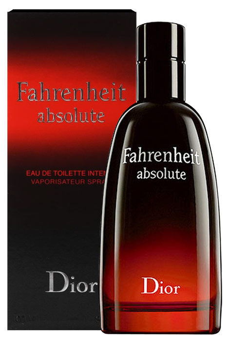 Christian Dior Fahrenheit Absolute EDT 100ml