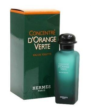Hermes Concentré d´Orange Verte Eau de Toilette 100ml