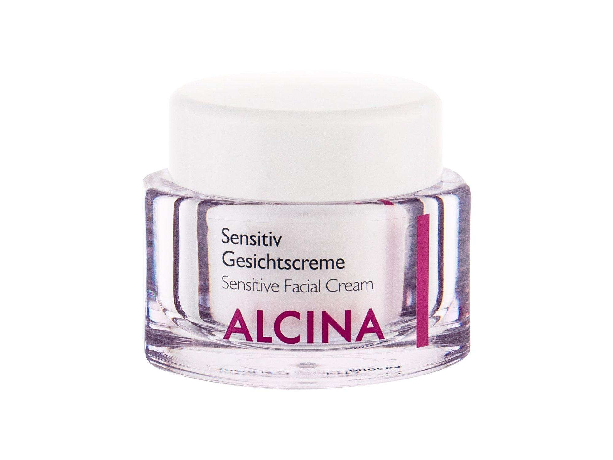 ALCINA Sensitive Facial Cream Day Cream 50ml