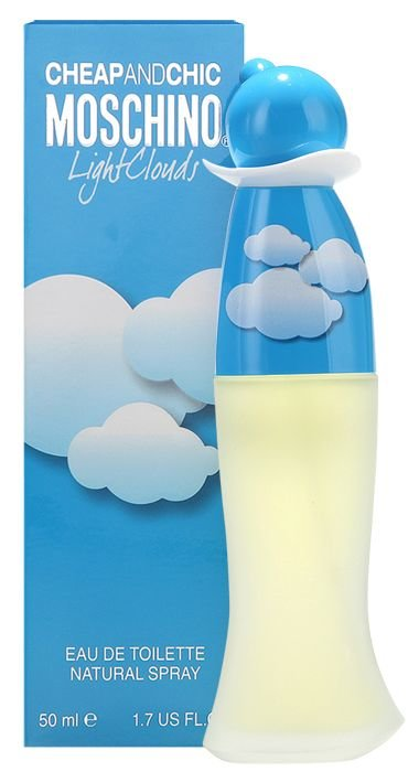 Moschino Cheap And Chic Light Clouds EDT 50ml