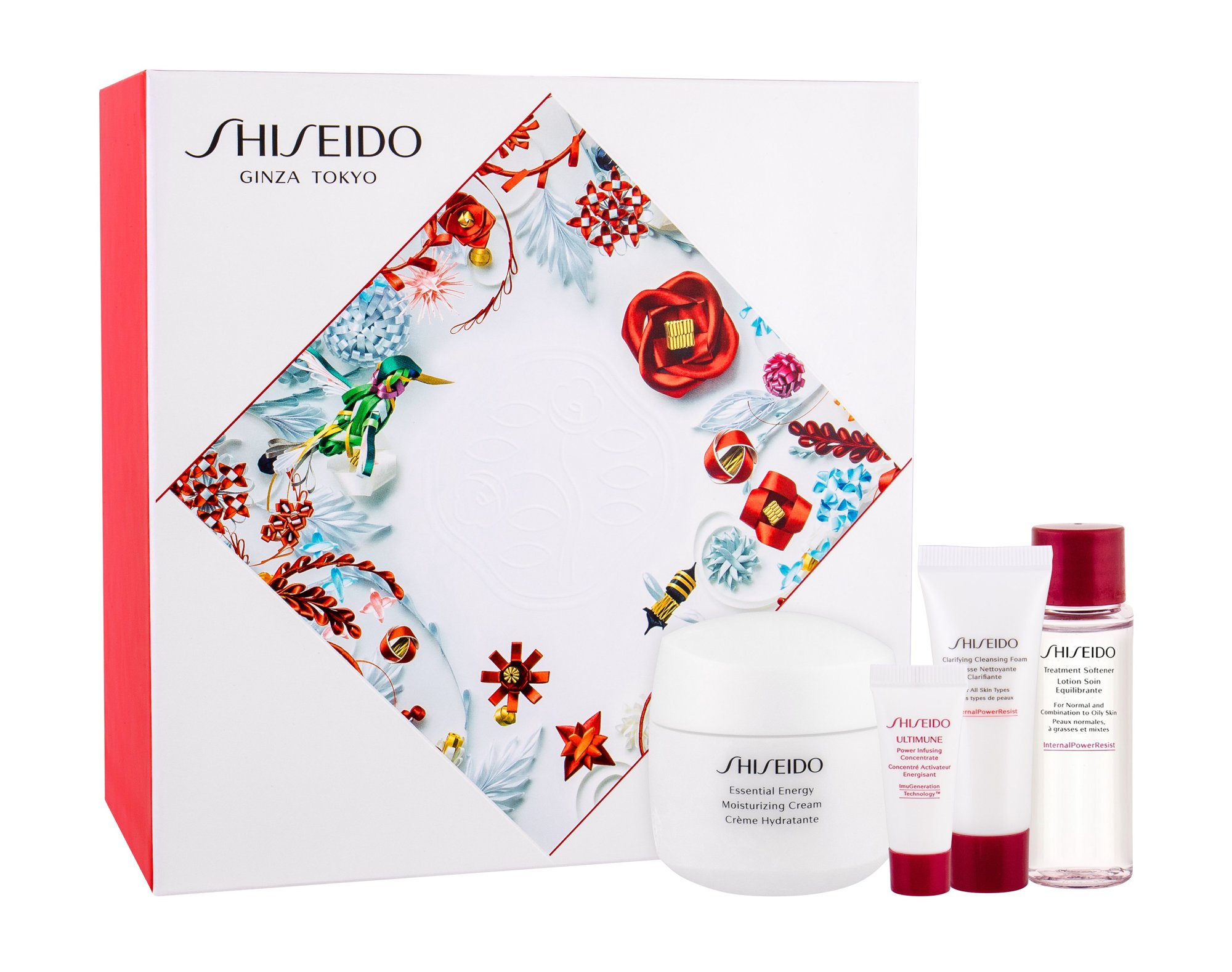 Shiseido Essential Energy Day Cream 50ml