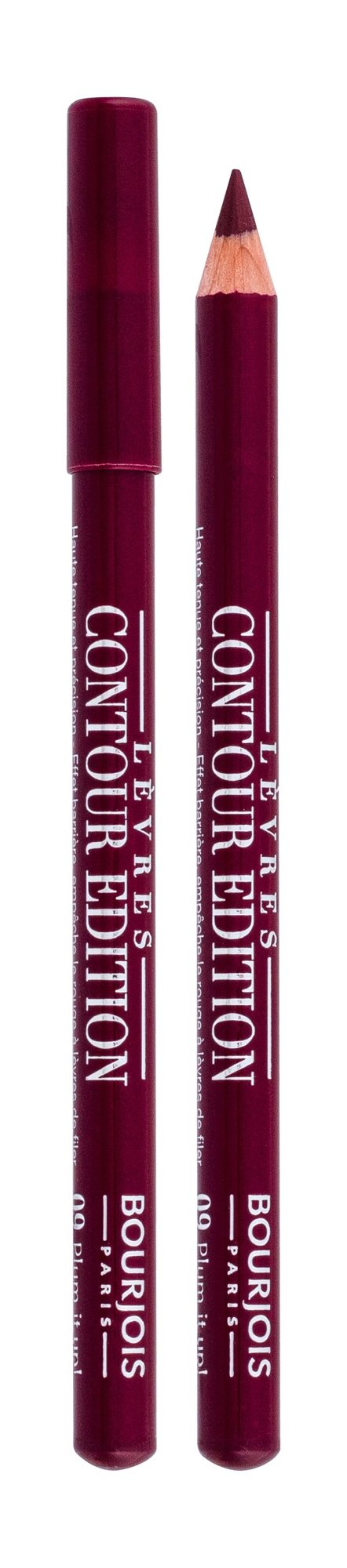 BOURJOIS Paris Contour Edition Lip Pencil 1,14ml 09 Plum It Up!