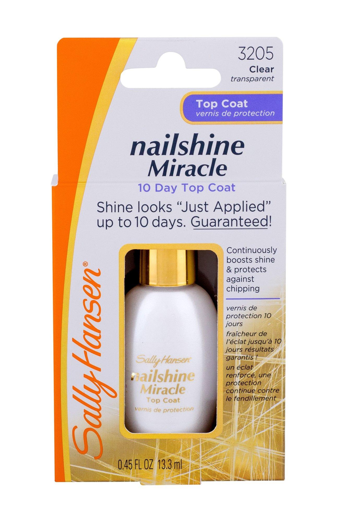 Sally Hansen Nailshine Miracle Nail Polish 13,3ml  Top Coat