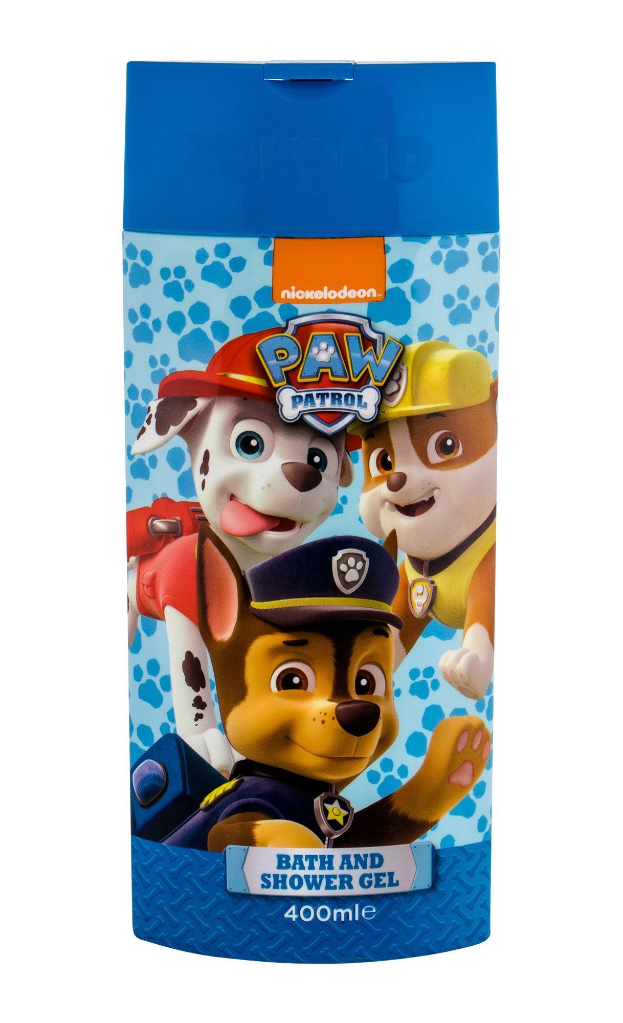 Nickelodeon Paw Patrol Shower Gel 400ml