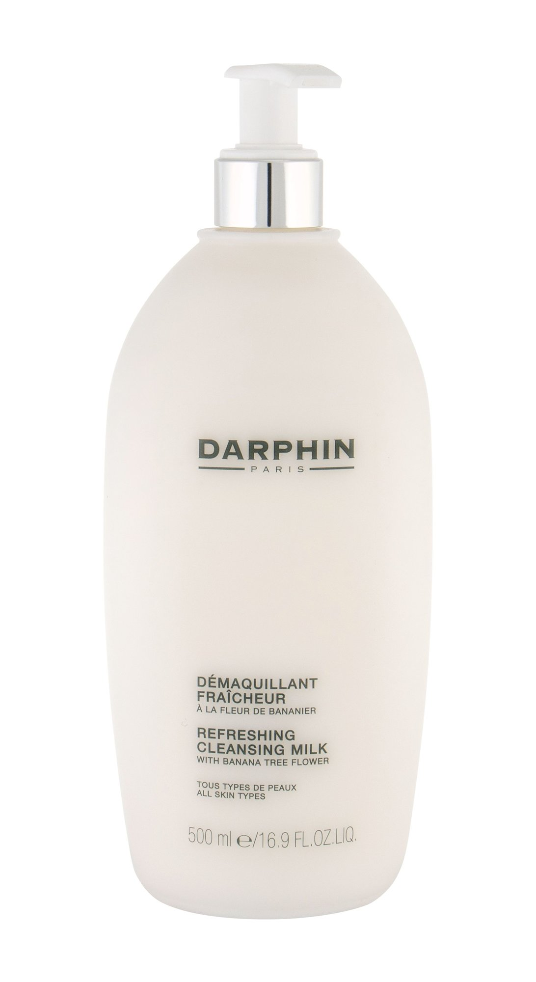 Darphin Cleansers Cleansing Milk 500ml  Refreshing Cleansing Milk