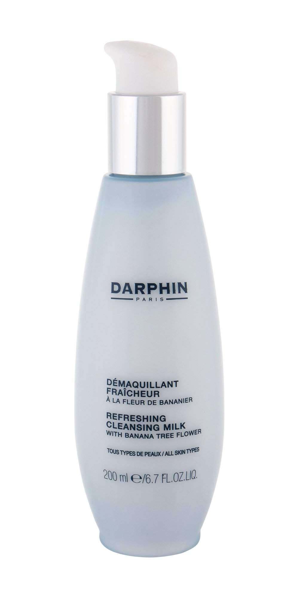 Darphin Cleansers Cleansing Milk 200ml  Refreshing Cleansing Milk