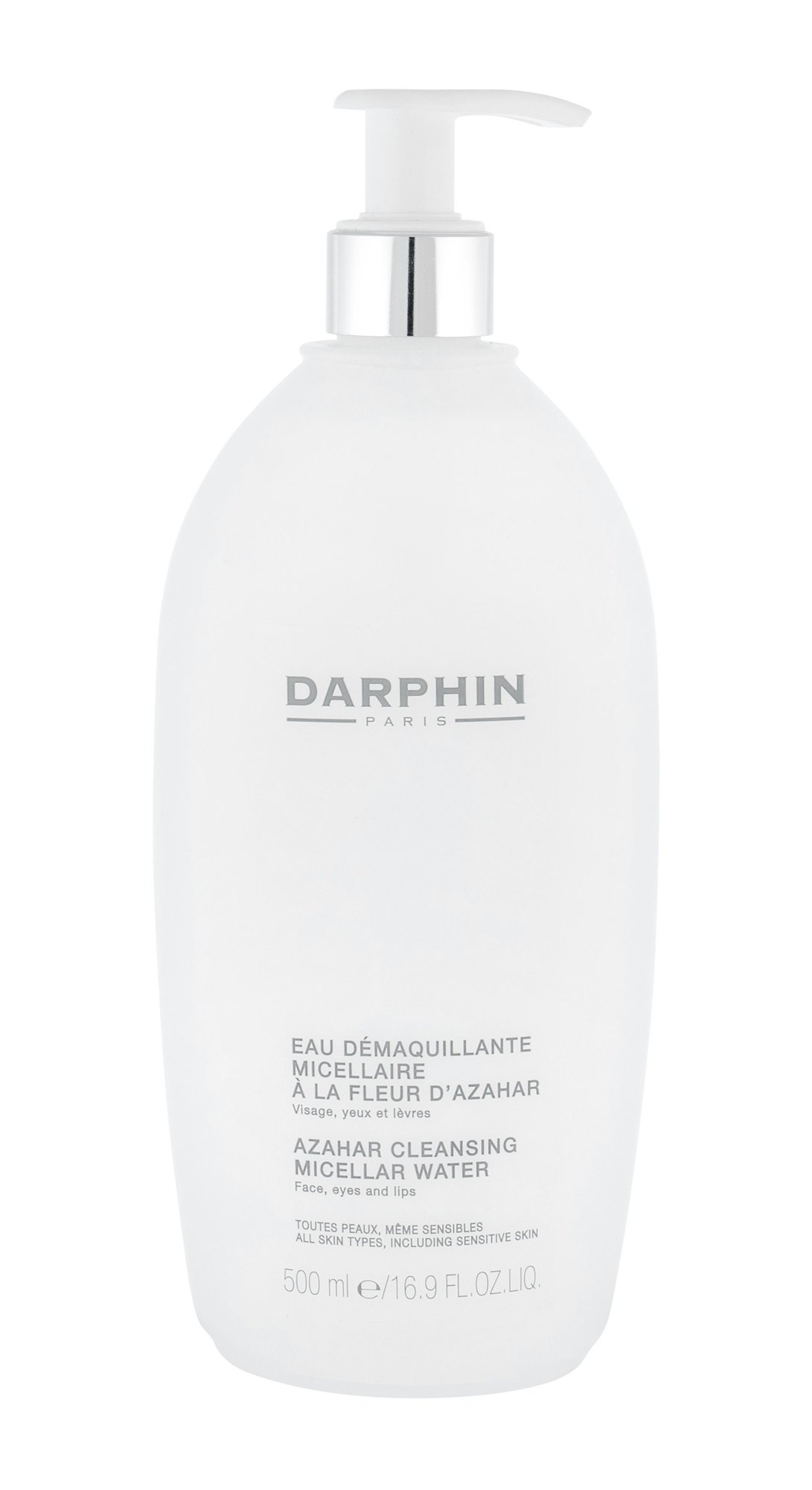 Darphin Cleansers Cleansing Water 500ml  Azahar Cleansing Micellar Water