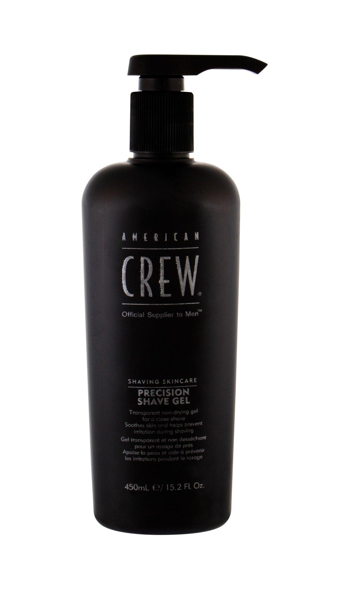 American Crew Shaving Skincare Shaving Gel 450ml  Precision Shave Gel