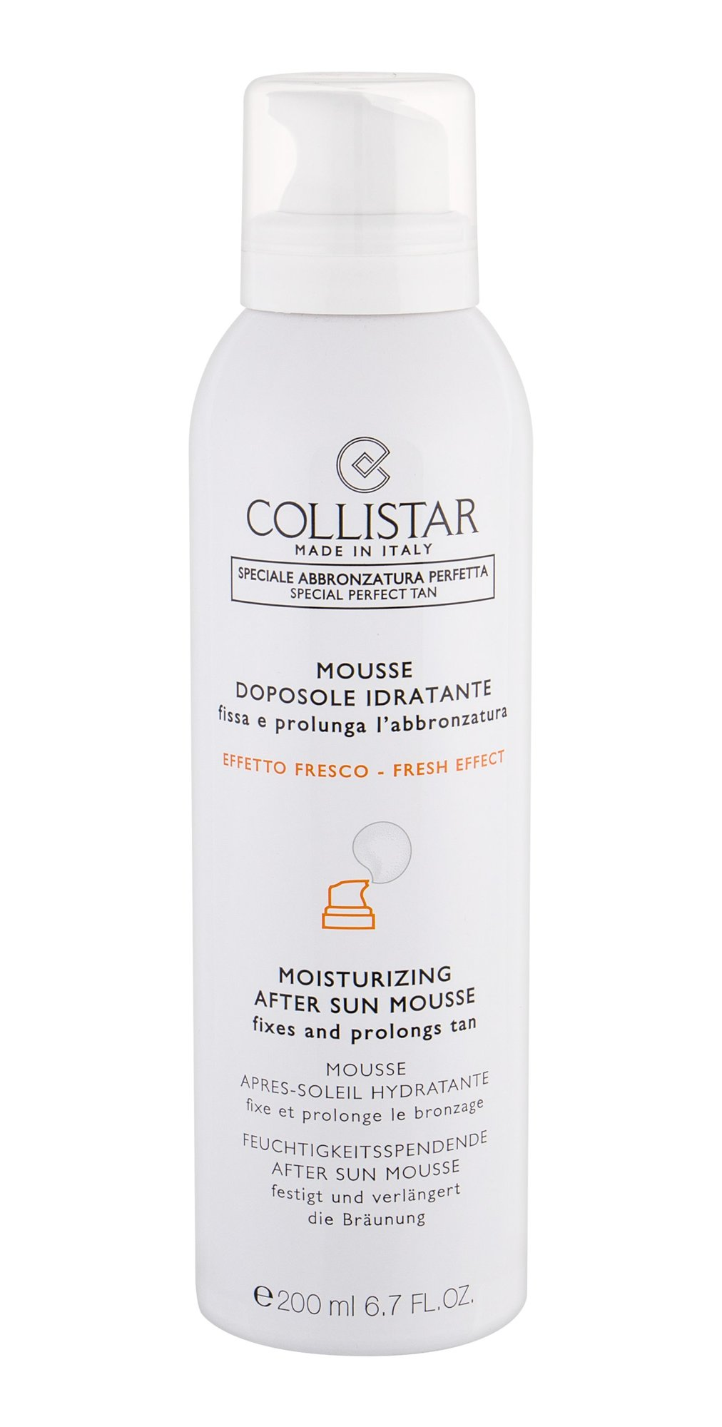 Collistar Special Perfect Tan After Sun Care 200ml