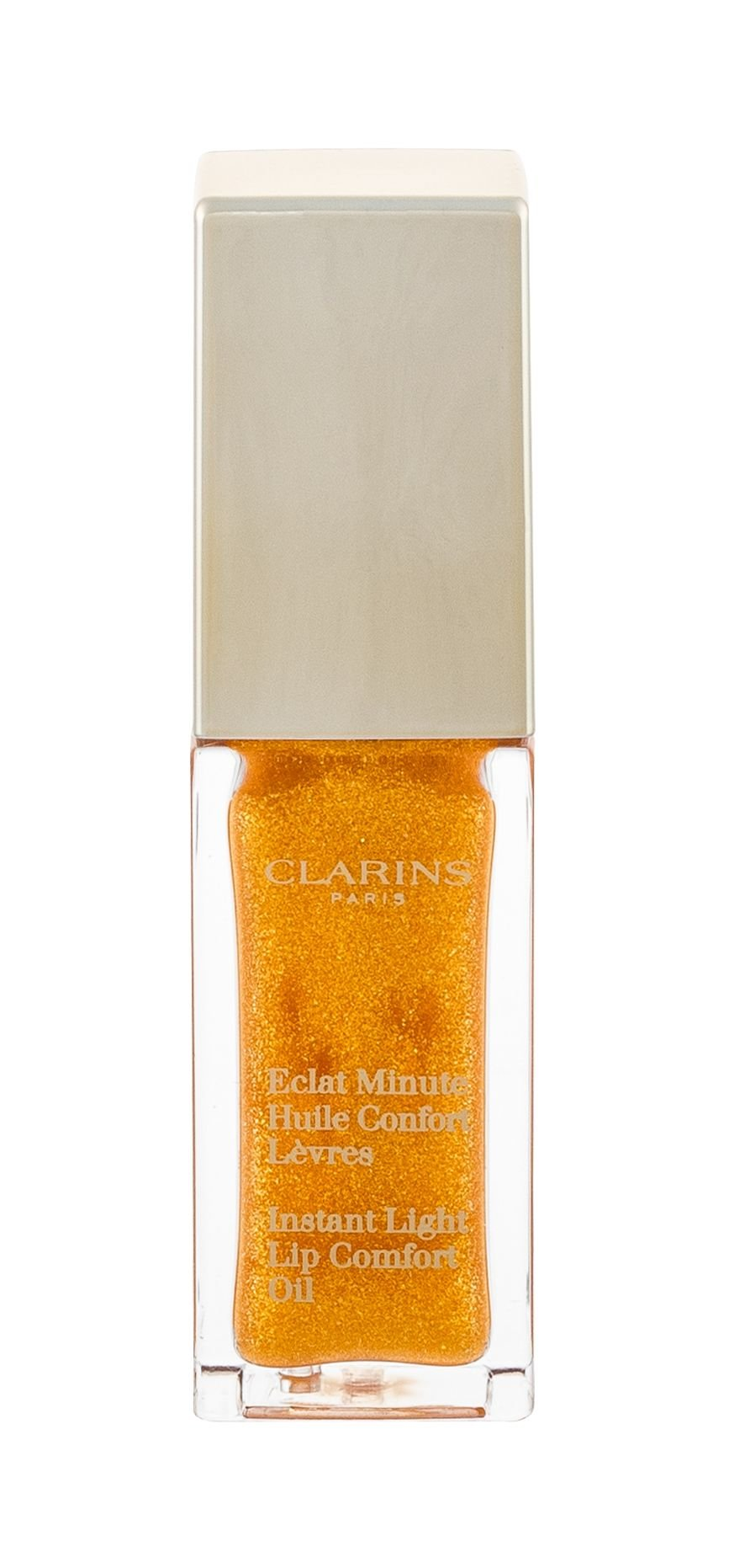 Clarins Instant Light Lip Gloss 7ml 07 Honey Glam