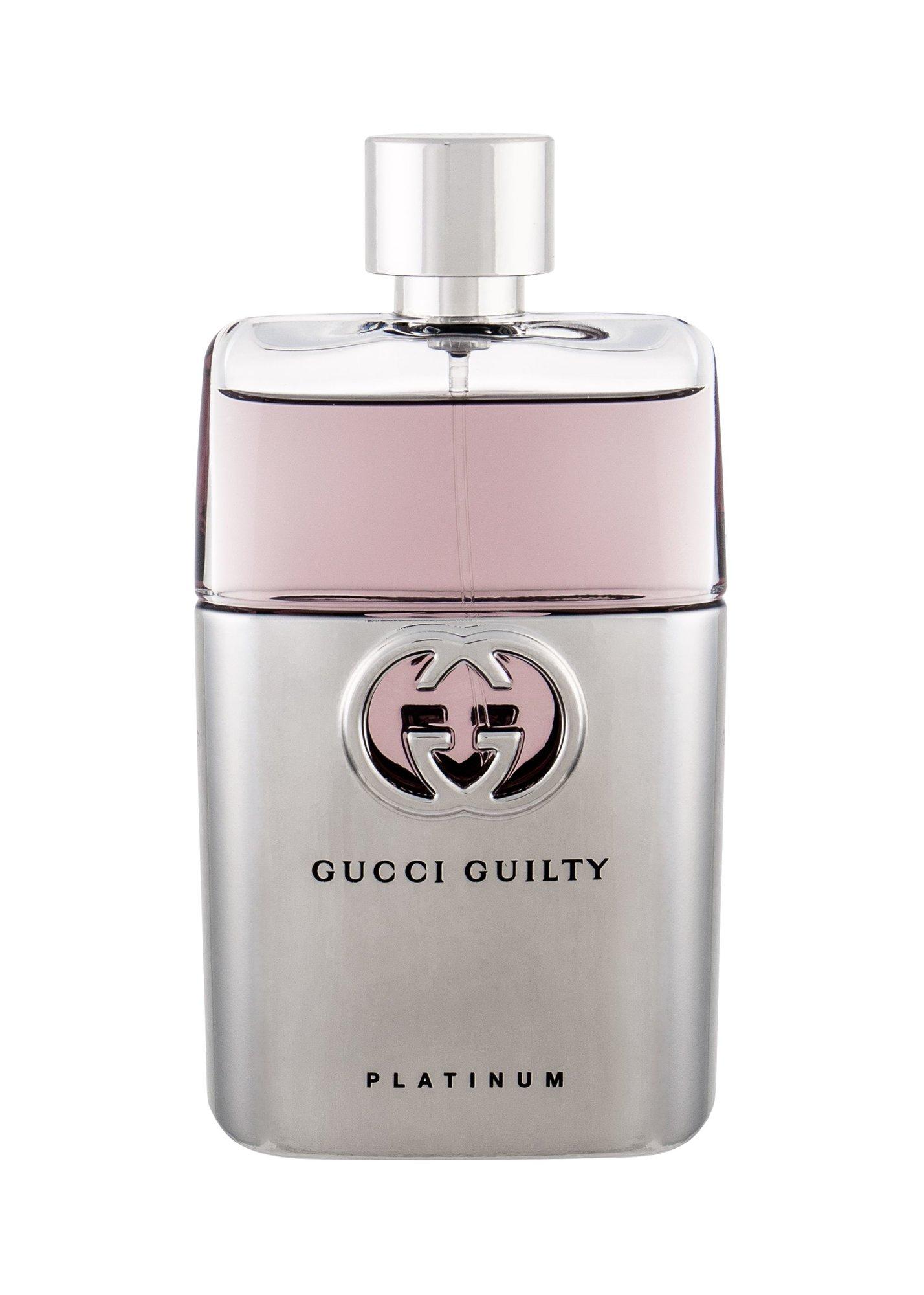 Gucci Guilty Pour Homme Platinum Eau de Toilette 90ml