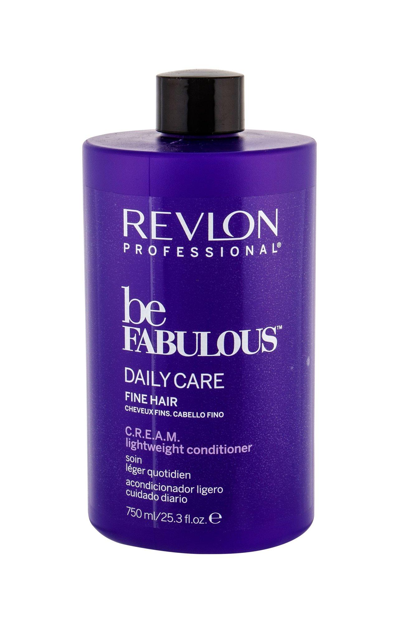 Revlon Professional Be Fabulous Conditioner 750ml