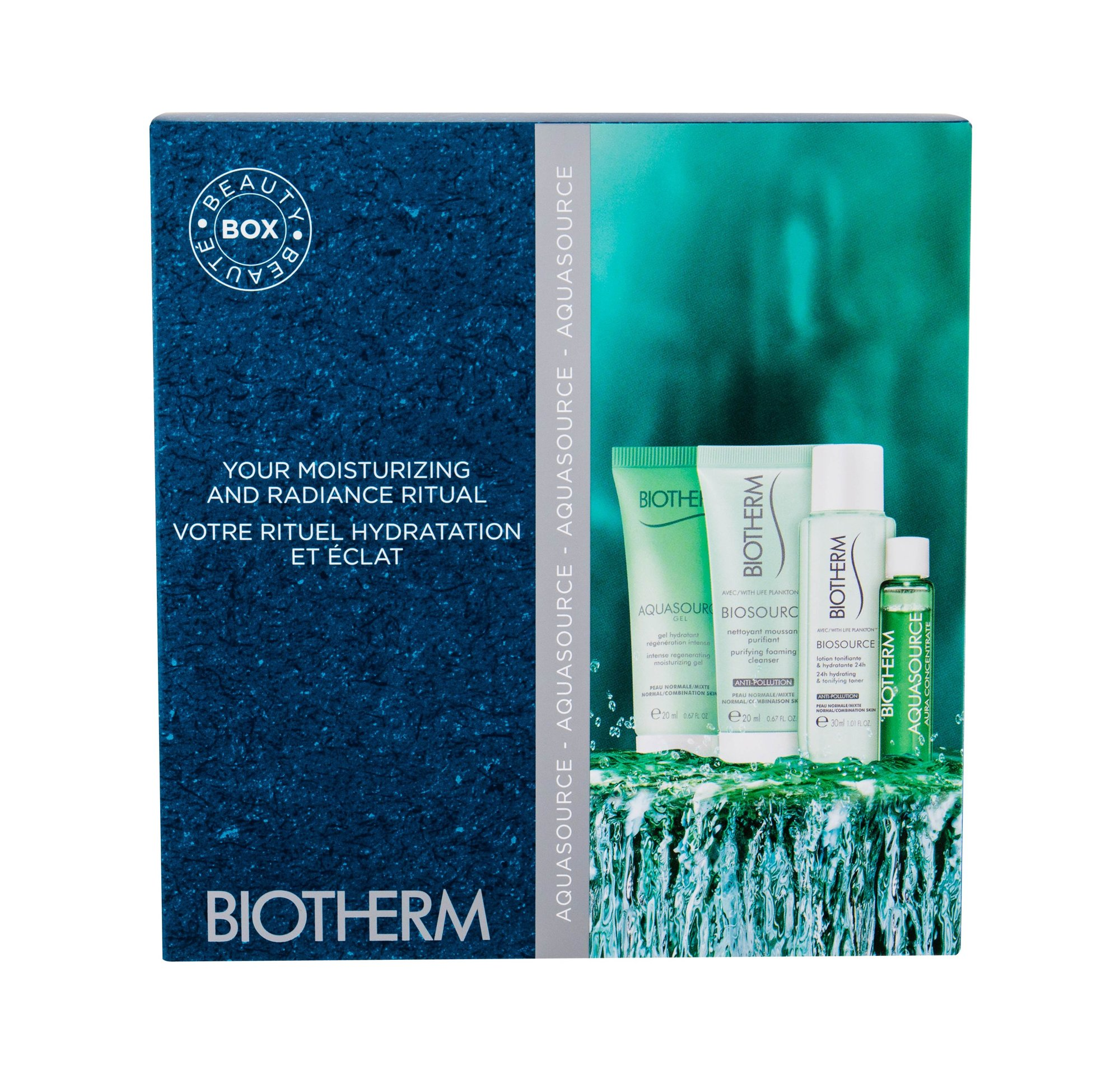 Biotherm Aquasource Facial Gel 20ml
