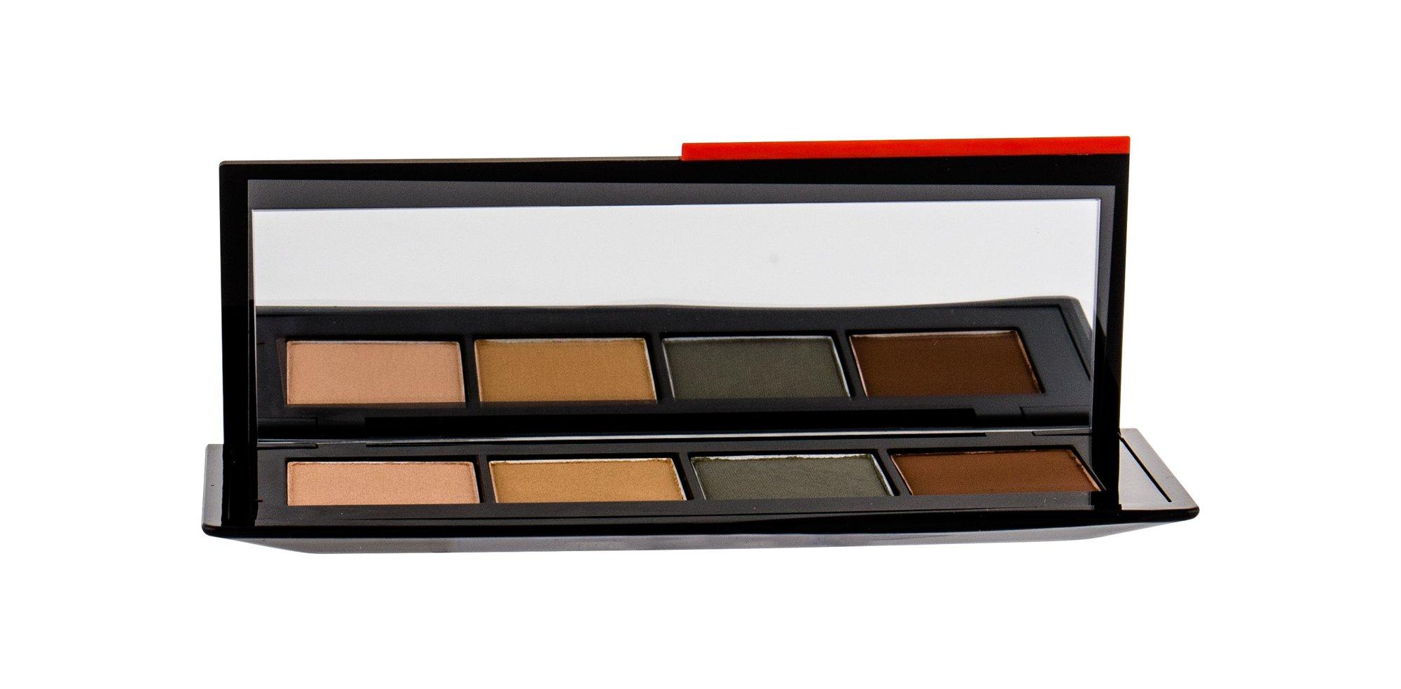 Shiseido Essentialist Eye Palette Eye Shadow 5,2ml 03 Namiki Street Nature