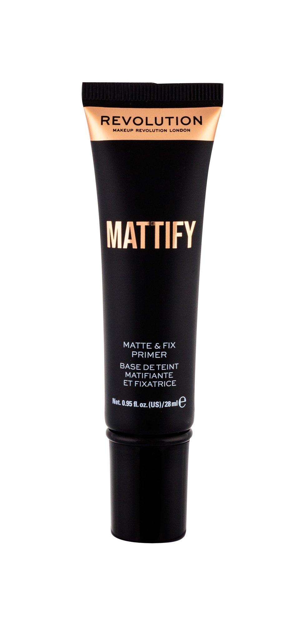 Makeup Revolution London Mattify Makeup Primer 28ml