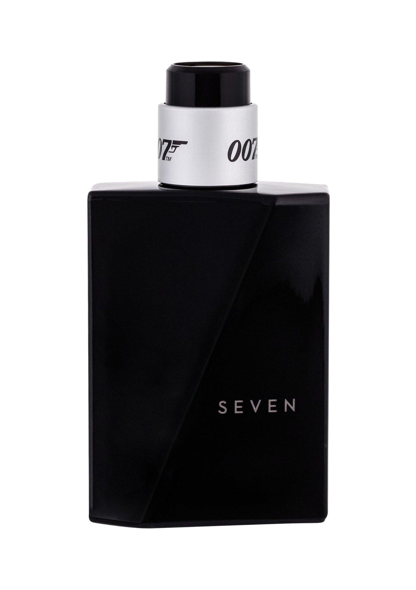 James Bond 007 Seven Aftershave Water 50ml