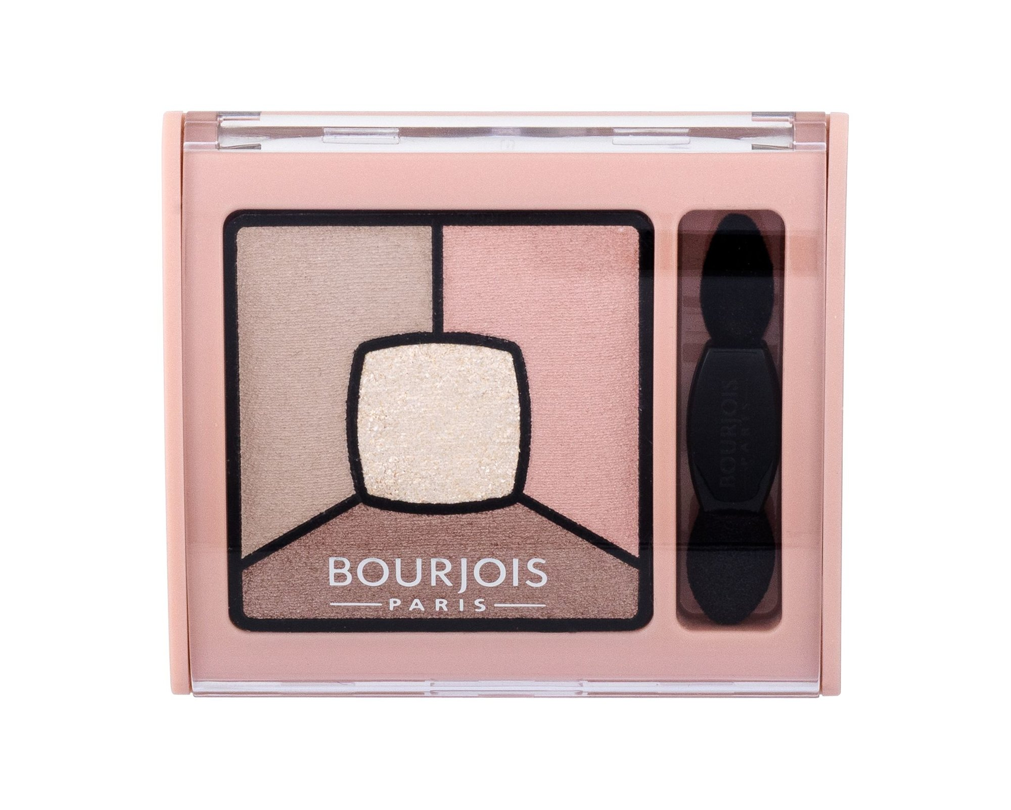 BOURJOIS Paris Smoky Stories Eye Shadow 3,2ml 14 Tomber Des Nudes
