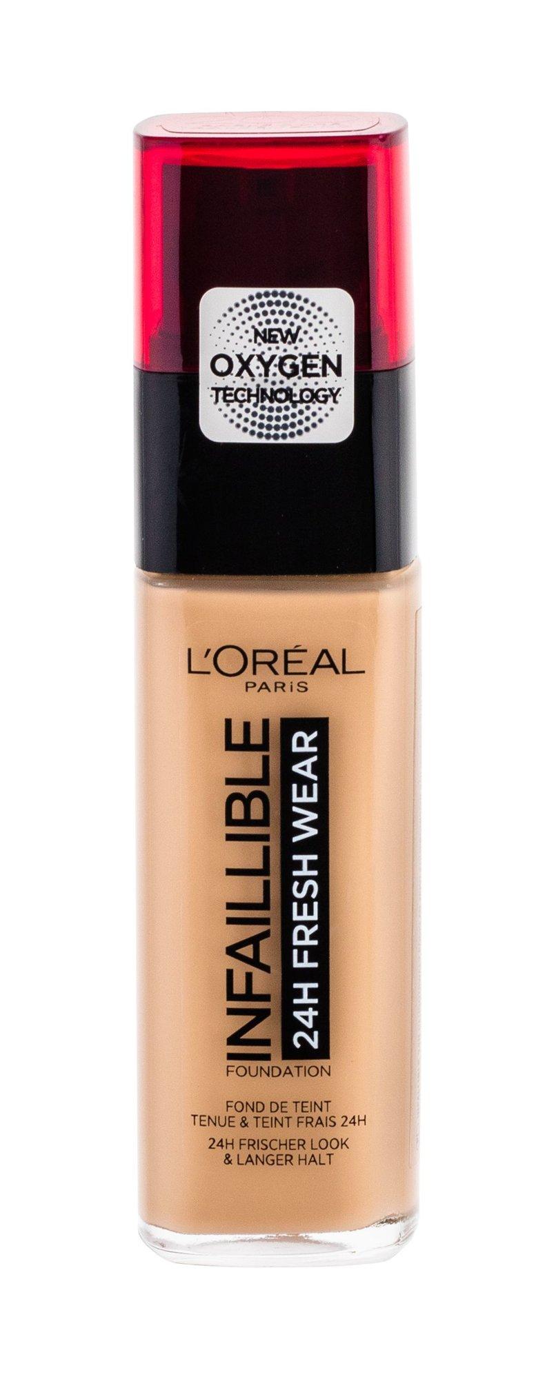 L´Oréal Paris Infallible Makeup 30ml 200 Golden Sand