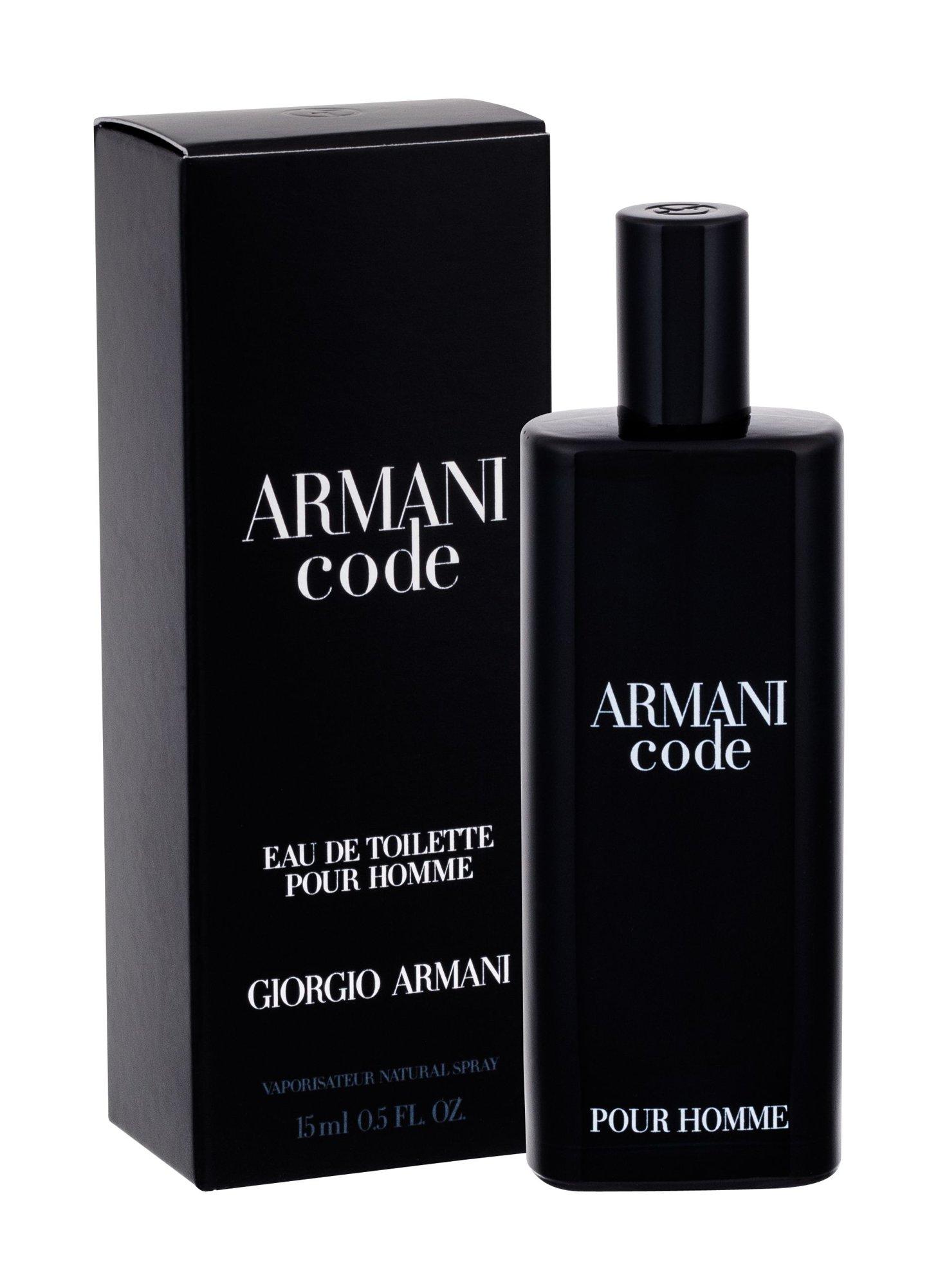 Giorgio Armani Armani Code Pour Homme Eau de Toilette 15ml