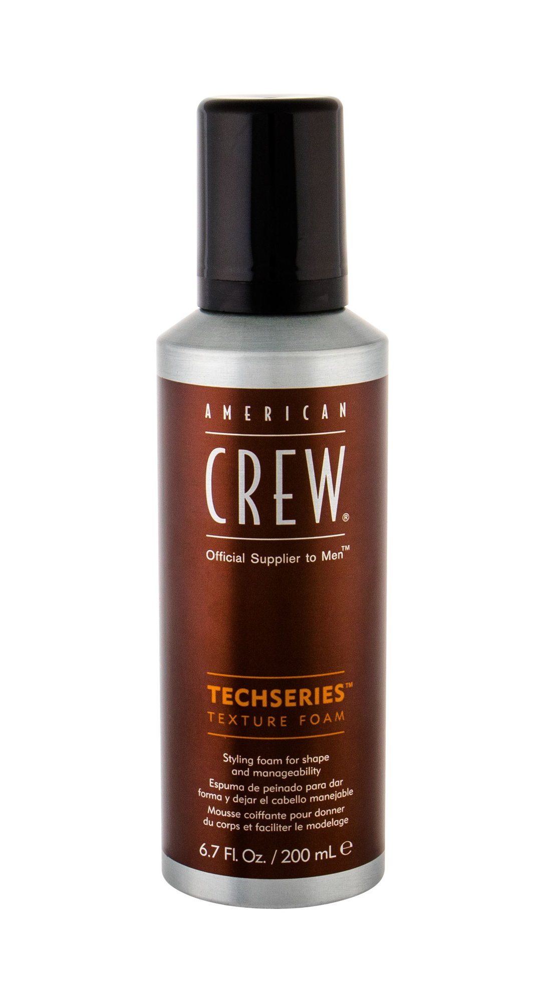 American Crew Techseries For Definition and Hair Styling 200ml  Texture Foam