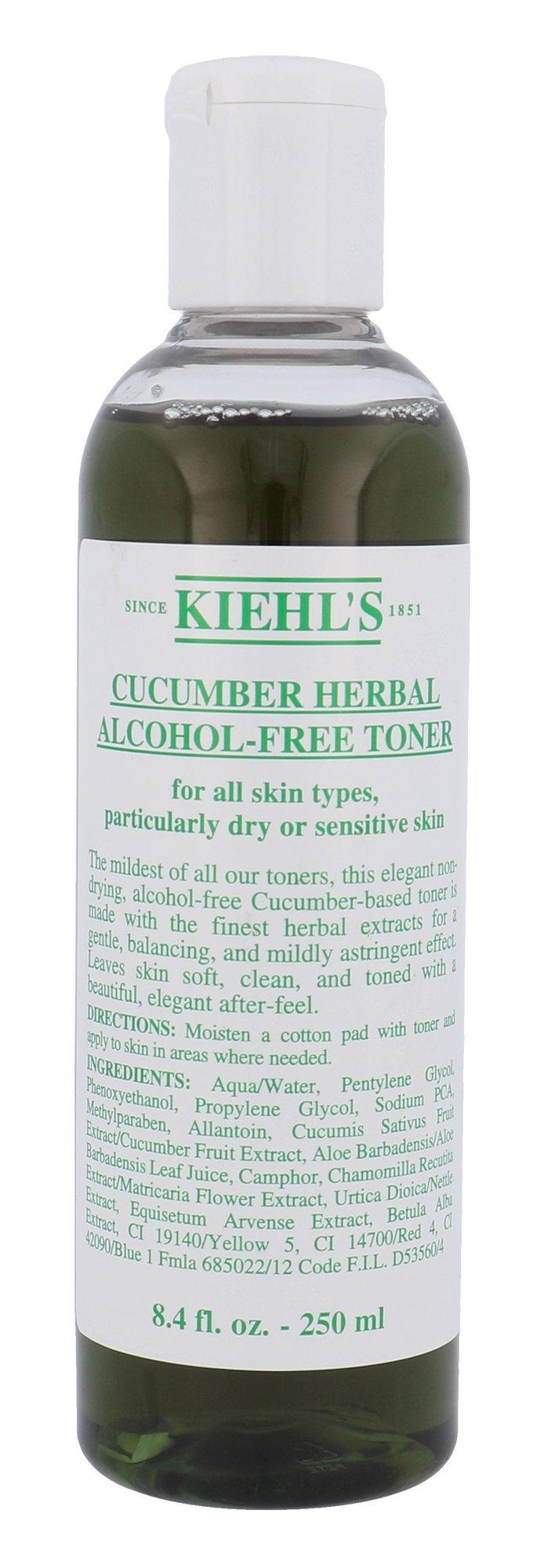 Kiehl´s Cucumber Herbal Cosmetic 250ml