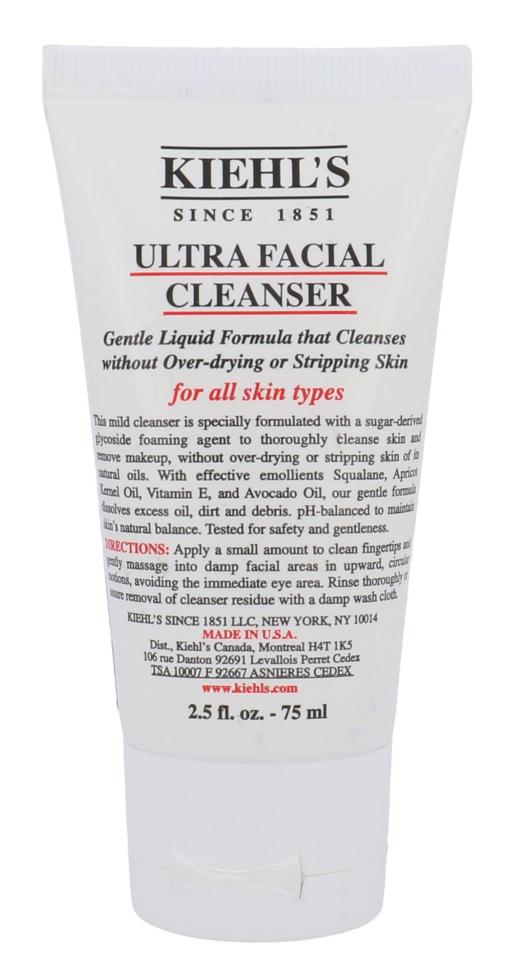 Kiehl´s Ultra Facial Cosmetic 75ml