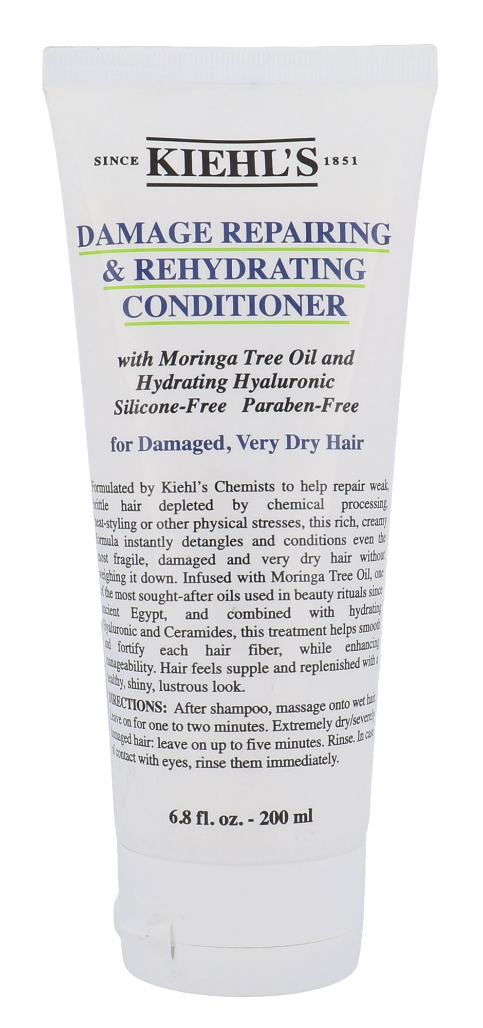 Kiehl´s Damage Repairing & Rehydrating Cosmetic 200ml