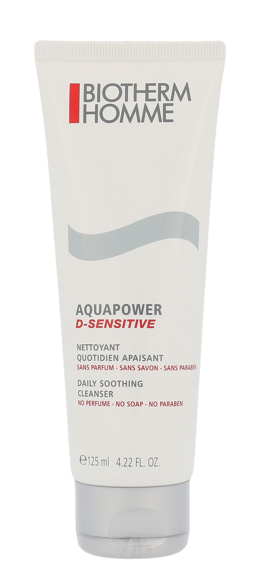 Biotherm Homme Aquapower Cosmetic 125ml  D-Sensitive