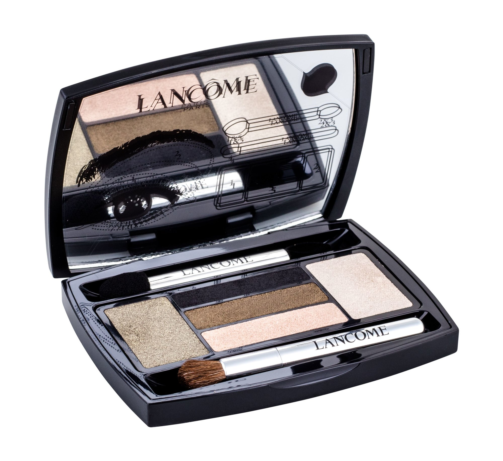 Lancôme Hypnose Star Eyes Eye Shadow 2,7ml ST2 Kaki Chic 5 Color Palette