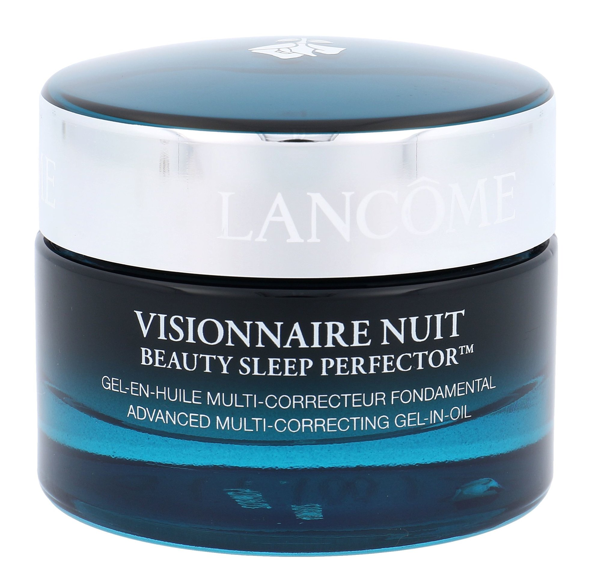 Lancôme Visionnaire Cosmetic 50ml  Night Gel In Oil