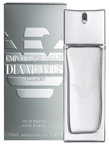 Giorgio Armani Emporio Armani Diamonds For Men EDT 4ml