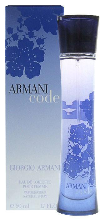 Giorgio Armani Armani Code Women EDT 50ml