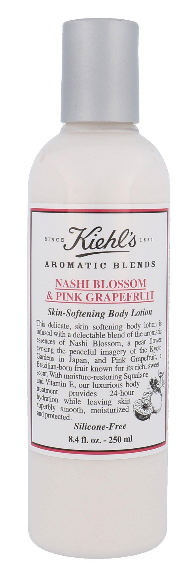Kiehl´s Nashi Blossom & Pink Grapefruit Body Lotion Cosmetic 250ml