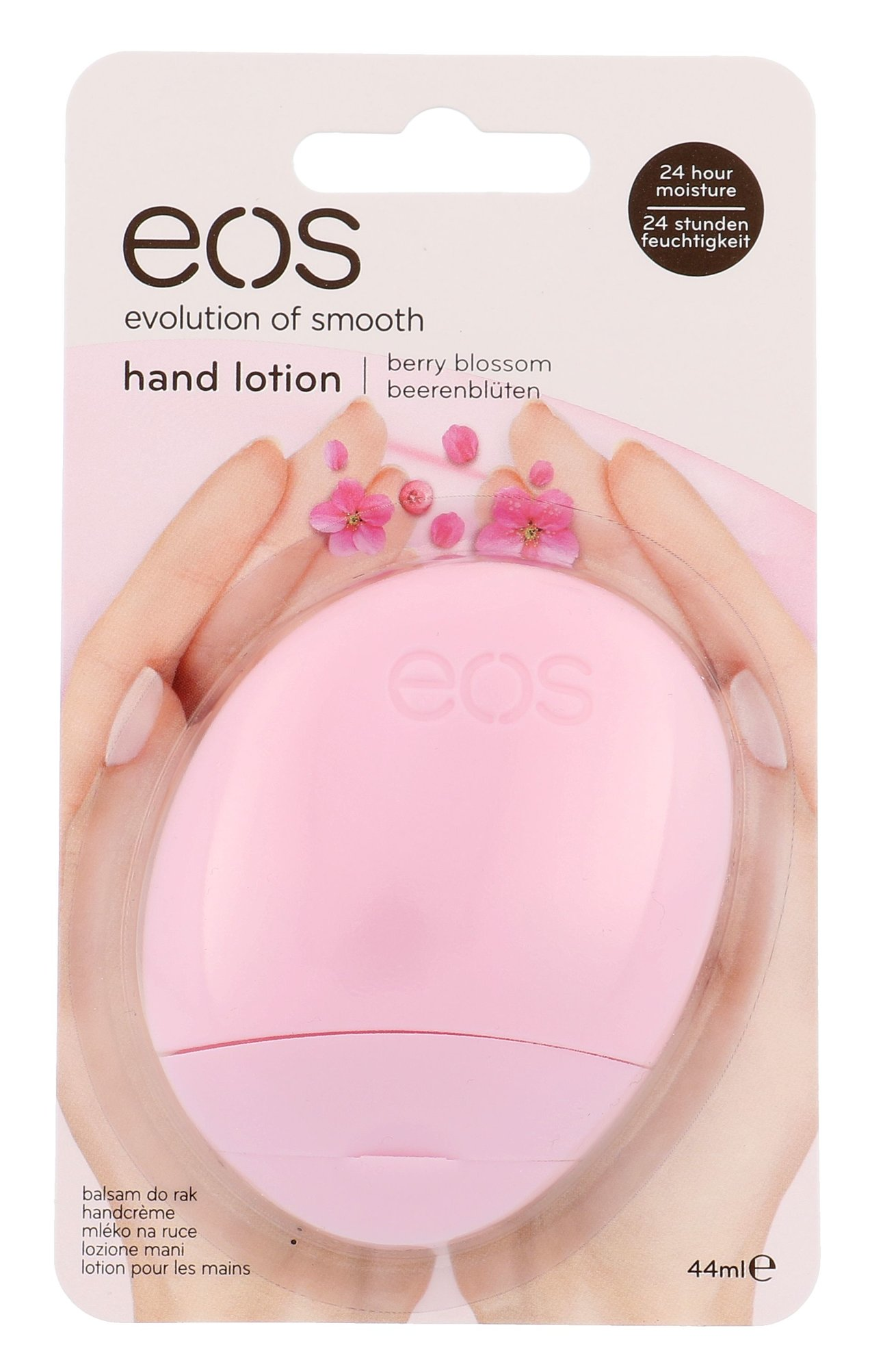 EOS Hand Lotion Cosmetic 44ml Berry Blossom