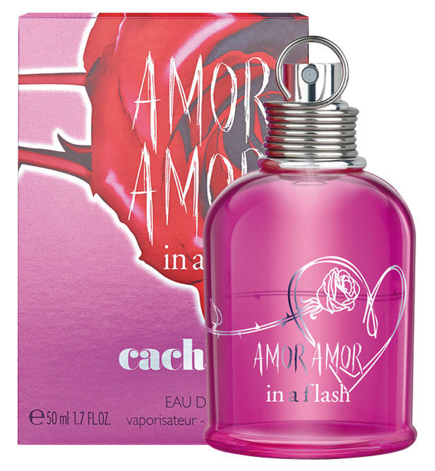 Cacharel Amor Amor In a Flash EDT 100ml